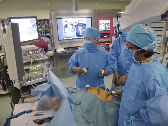 腹腔鏡下手術のご案内 | 医療法...